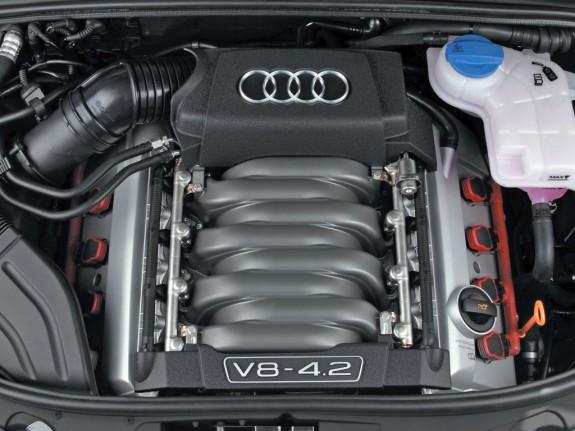Мотор Audi S4