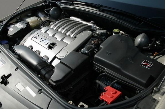 Мотор Citroёn C6
