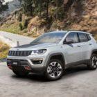Новый Jeep Compass дебютирует на российском рынке в 2017 году