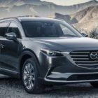 Флагманский кроссовер Mazda CX-9 может появиться в России