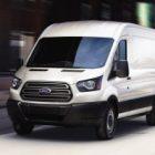 Ford за 10 месяцев увеличил продажи Transit в России на 66%
