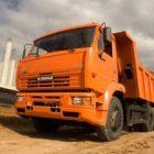 Продажи КамАЗа в России за три квартала выросли на 25%