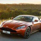 Объявлена цена суперкара Aston Martin DB11