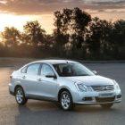 Nissan Almera в октябре стал бестселлером марки в России