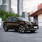 Продажи Toyota в РФ в октябре выросли на 16%