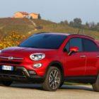 Fiat 500X в октябре стал самым популярным кроссовером в Италии