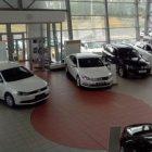 В октябре упали продажи новых автомобилей в Европе