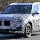 В Сеть утекли шпионские фото нового BMW X5 2018