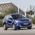 Обновленный Ford Kuga адаптировали к российским климату и дорогам