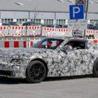 На трассе Нюрбургринга была замечена Toyota Supra новой генерации
