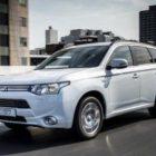 Гибрид Mitsubishi Outlander PHEV покинул российский рынок