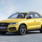 Обновленный кроссовер Audi Q3: объявлены российские цены
