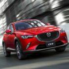 Mazda рассматривает возможность поставок CX-3 в Россию