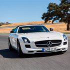 Тест драйв Mercedes-Benz SLS AMG GT: рост динамики движения