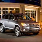 Тест драйв Toyota RAV4 2012