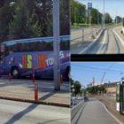 Беспилотные автобусы в Таллине вышли из-под контроля и начали нарушать все ПДД