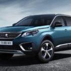 В России начались продажи кроссовера Peugeot 5008 нового поколения