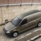 Lada Largus стал самой популярной корпоративной моделью в России
