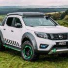 Nissan планирует выпускать пикап Navara в «заряженной» версии