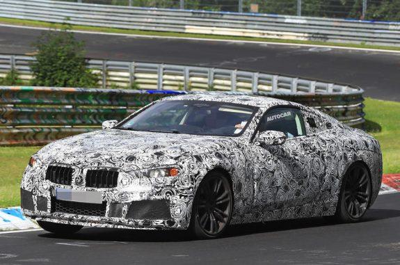 BMW покажет концепцию своего M8 на автосалоне в Женеве