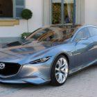В компании Mazda возродят роторный двигатель