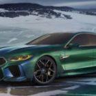 Новое купе BMW M8 получило модификацию M8 Gran Coupe