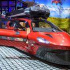 На автосалоне в Женеве показали серийный летающий автомобиль
