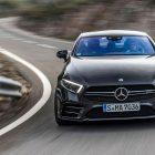 Обзор Mercedes-AMG CLS 53 2018