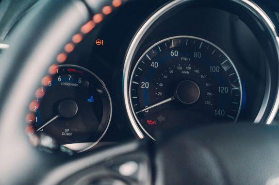 Honda Jazz Sport спидометр