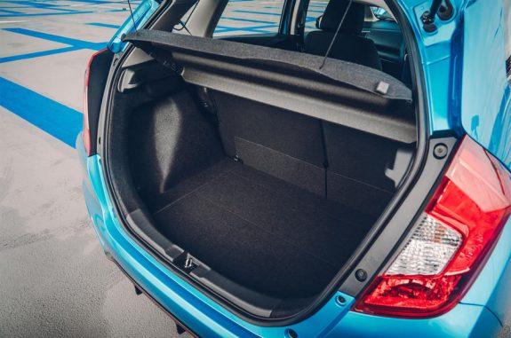 Honda Jazz Sport багажник