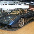 Pagani планирует замену EV и Huayra с ручной коробкой передач на 2025 год