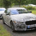 Компания Jaguar вывела на тесты новый прототип седана XE