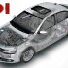 В России до 8,3% выросла доля продаж дизельных легковых автомобилей