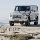 Mercedes-Benz продолжит выпуск G-Class W461 вместе с новым поколением