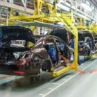 Производство автомобилей на Украине за десять лет упало в 90 раз