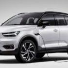 Половина автомобилей Volvo к 2025 году станет электрокарами