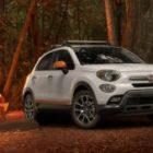 Fiat представил паркетник Fiat 500X в спецверсии Adventurer
