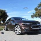Обновленная версия Chevrolet Malibu будет презентована в 2019 году