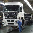 КамАЗ увеличил производство в январе-мае этого года на 7,5%