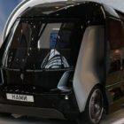 «Камаз» показал в Казани беспилотный электробус