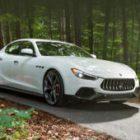 Тюнинг-ателье Novitec сделало седан Maserati Ghibli мощнее и быстрее
