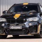 Тюнинг-ателье G-Power представило 750-сильный кроссовер BMW X6 M