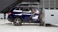 Ford Explorer и Jeep Grand Cherokee не справляются с краш-тестами