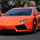 Седан Honda Accord превратили в Lamborghini Aventador