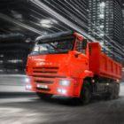«КамАЗ» выпустит беспилотный грузовик через три года