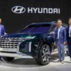 Hyundai анонсировал дизайн будущих кроссоверов