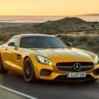 Mercedes-Benz отзывает в России 70 автомобилей Mercedes-AMG GT