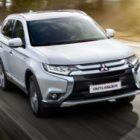 Продажи автомобилей Mitsubishi в РФ в мае выросли в 2,4 раза